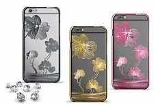 """Comma Crystal Flora Series Swarovski Element Case for iPhone 6/6S 4.7"""" GS"""
