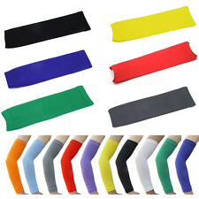 Basketball Baseball Shooting Sleeve Sport Stretch Wristband Arm Band Sleeve QW