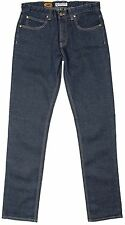 Mens Chisel Jeans Extra Tall Dark Blue Stretch Denim Straight Leg CJ-2705T