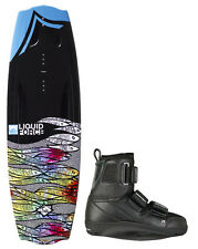 Liquid Force Trip | GTX Wakeboard Package, 142| UK 8-13. 64623