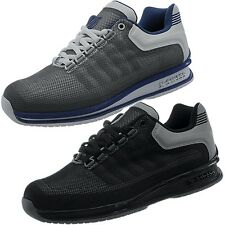 K-Swiss Rinzler Trainer men's sneakers grey/black casual shoes trainers NEW