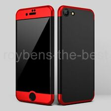 Ultra Thin Hybrid Shockproof Slim Hard PC Back Case Cover For iPhone 7 6S 6 Plus