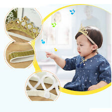 Fashion Baby Hair Band Princess Crown Headbands for Kids Girls Photo Props QW