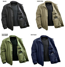 Concealed Weapons Carry Jacket Army Navy USMC Marine Corps USAF Police Coat Gun