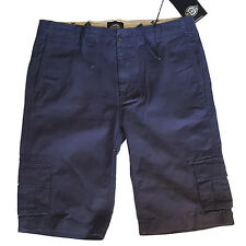 Mens Dickies Silverton Cargo Shorts Work Casual Navy Size 32-34 Art. N. 220056