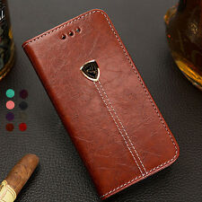 Luxury Magnetic Flip Cover Stand Wallet Leather Phone Case For iPhone 5/6/7 Plus