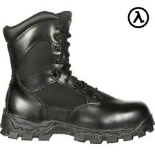 ROCKY ALPHA FORCE WATERPROOF 400G INSULATED DUTY BOOTS RKYD011 * ALL SIZES - NEW