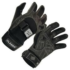 Straight Line CLASSIC Waterski Watersports Gloves, XS XXL. 14050