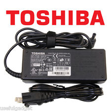 Original OEM Toshiba 45W-120W AC Charger Adapter For Satellite L505D L50D series