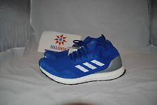 ADIDAS ULTRA BOOST MID RUN THRU TIME BLUE BY5036 - SIZE 8-12 - Yeezy , HM