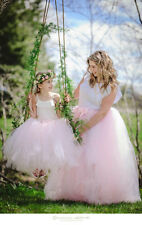 Xtra Fluffy and Long Matching Mother Daughter Tutu Set