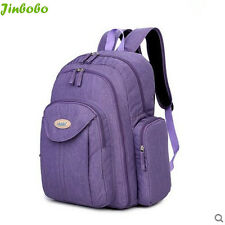 New Larger Capacity Mummy Handbag Backpack Diaper Backpack Mummy Baby Nappy Bag