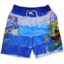 SpongeBob SquarePants Boys Surf Shop Swim Trunks Board Shorts