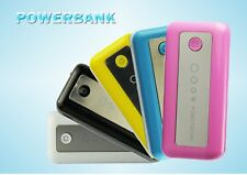 New 5600mAh Portable External Battery  Charger Power Bank for Mobile Cell Phone