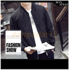 New Men's Slim collar jackets fashion jacket Tops Hot Casual coat outwear