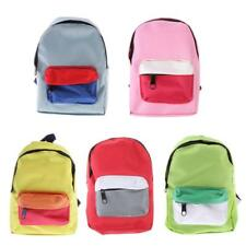 """Doll Backpack Sports Bag Schoolbag fit 18"""" AG American Girl Doll School Supplies"""