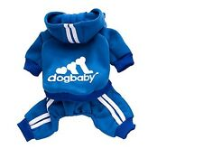 New Pet Apparel For Dog Cat Hoodie Clothes Warm Puppy Outdoor Coat Multicolor