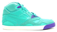 [407935-300] NIKE AUTO TRAINER MENS SHOES NEW GREEN NW GRN SL-PRPL PNCH