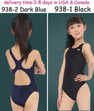 new Yingfa922 one piece racing and training swimsuit for girls Free shipping