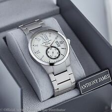 MENS WATCH AUCTION! BRAND NEW ANTHONY JAMES WITH BOX, TAG & WARRANTY SRP£455