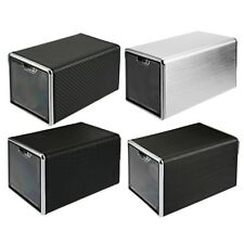 Automatic Rotation Watch Winder Display Box Transparent Cover Jewelry Storage