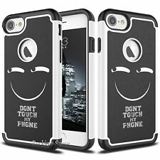 For iphone 7 Phone Case Hybrid Rugged Shockproof Armor Impact Retro Hard Cover