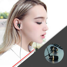 Universal Wired In-Ear Earphone Bass Stereo Headphone For Iphone Computer PC Mp3
