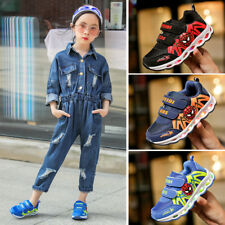 New Kids Boys Sneakers Children Running Sports Shoes Youth Fashion Hiking Shoes