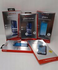 ZAGG Invisible Shield Glass Curve Screen Protector for iPhone and Samsung