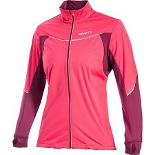 Craft Womens Performance Run Windproof Stretch Jacket Size XS or M