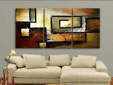 New HOT MODERN ABSTRACT HUGE WALL ART OIL PAINTING ON CANVAS