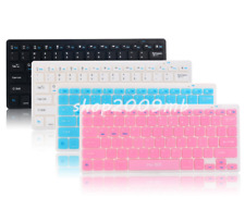 Bluetooth 3.0 Wireless Keyboard for IOS MAC Android Windows Computer PC Macbook