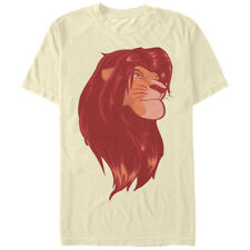 Lion King Simba Rules Mens Graphic T Shirt