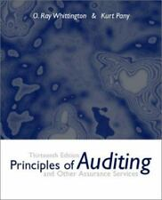 Principles of Auditing and Other Assurance Services w/ Enron Powerweb by Whitti