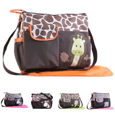 Multi Function Baby Pad Diaper Nappy Changing Tote Bags Handbag Mummy Mother Bag