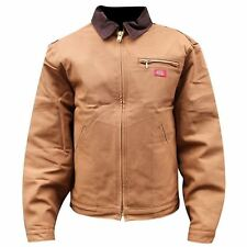 Dickies 758 Blanket Lined Duck Jacket Duck Brown