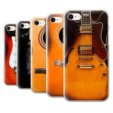 STUFF4 Back Case/Cover/Skin for Apple iPhone 8/Guitar