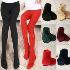 New Women's Winter Autumn Thick Warm High Slim Stretch Leggings Skinny Pant R4D6