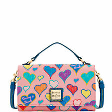 Dooney & Bourke Heart Mimi Crossbody Shoulder Bag