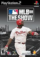 MLB 08: The Show (Sony PlayStation 2, 2008)