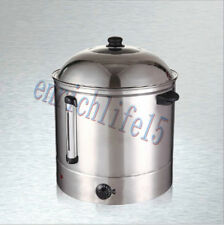 Commercial 48L commercial temperature conroller food steamer snack steamer