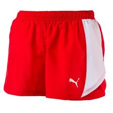 Puma Womens Ladies Sports Running Cross the Line Shorts Jogging Workout Fitness