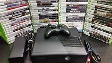 Microsoft Xbox 360 4gb, 250gb, 320gb System Console Bundle with Games YOU PICK