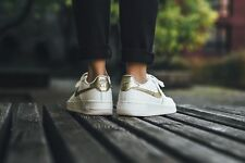 NIKE AIR FORCE 1 (GS) White Size 5 6 7 8 9 10 Womens Shoes 314219-127