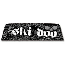 Ski-doo Tattoo - Window Perf Rear Window Graphic Decal Truck suv perf
