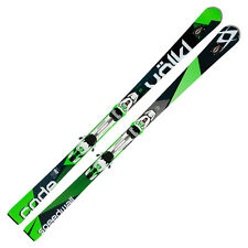Volkl Code Speedwall L *DEMO* Skis w/ rMotion 12.0 Binding | 178 cm |116091