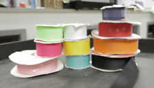 1.5 Inch Wide Plain Colors HairBow Center Grosgrain Ribbon Sold By The Yard