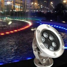 Pooling Lamp LED Underwater Light Outdoor Garden Path Swimming Light IP68 DC 12V