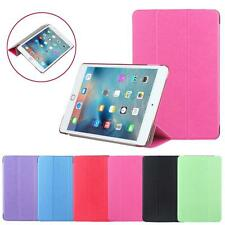 Luxury Ultra Slim Smart Stand Fold Leather Case Cover For iPad 9.7 2017