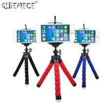 Flexible Holder Octopus Tripod Bracket Stand Mount Monopod Digital Camera, Phone